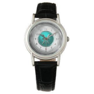 Relógio De Pulso Símbolo astrológico dos peixes