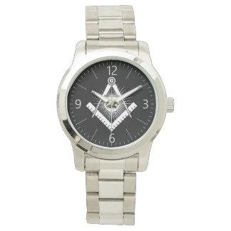Relógio De Pulso Símbolo da maçonaria