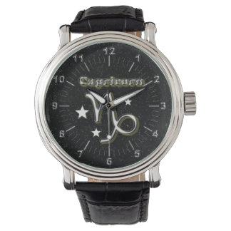 Relógio De Pulso Símbolo do Capricórnio