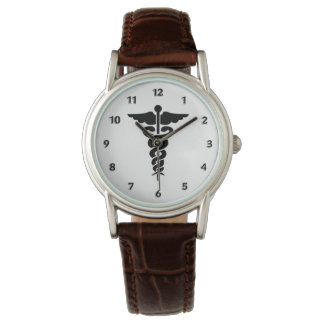Relógio De Pulso Símbolo médico