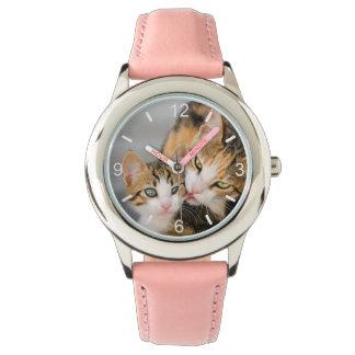 Relógio De Pulso Sira de mãe à seletor-placa bonito da foto do