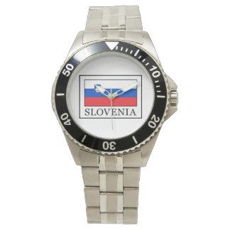 Relógio De Pulso Slovenia