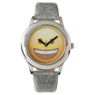 Relógio De Pulso Smiling Emoji