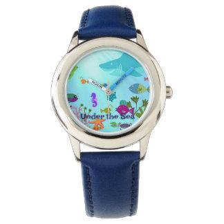 Relógio De Pulso Sob o mar