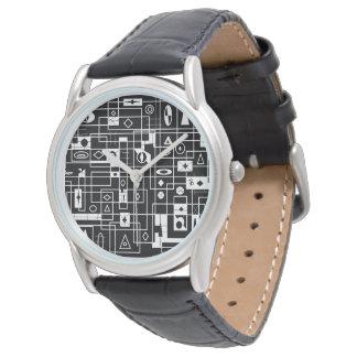 Relógio De Pulso space maya