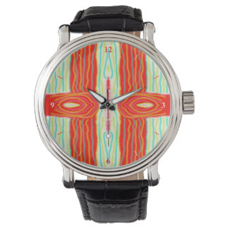 Relógio De Pulso Splurge, doodle. do dobro