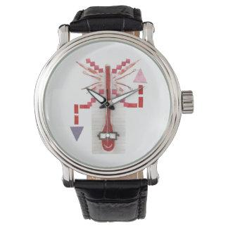 Relógio De Pulso Sr. Termostato Observação