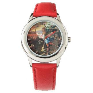 Relógio De Pulso St Michael e o dragão