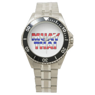 Relógio De Pulso Tailandês de Muay