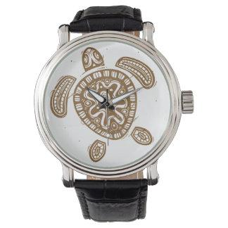 Relógio De Pulso Tartaruga de Havaí