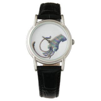 Relógio De Pulso Tempo do calamar