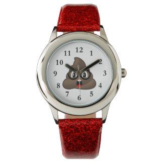 Relógio De Pulso Tombadilho Emoji dos vidros oh