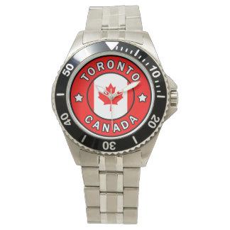Relógio De Pulso Toronto Canadá