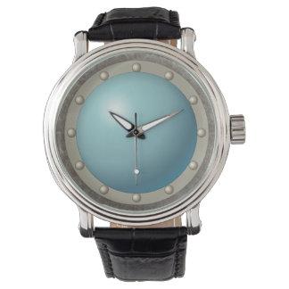 Relógio De Pulso Travesseiro decorativo submarino do hublot de