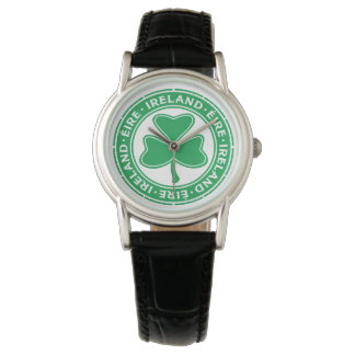 Relógio De Pulso Trevo de Ireland Éire