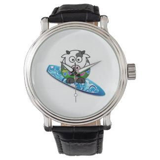 Relógio De Pulso Vaca do surfista