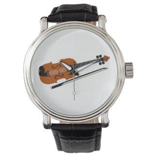 Relógio De Pulso Violino