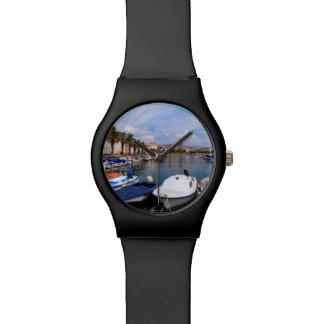 Relógio De Pulso Waterfron de Riva, separação, Croatia