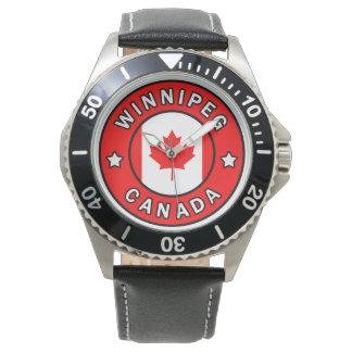 Relógio De Pulso Winnipeg Canadá