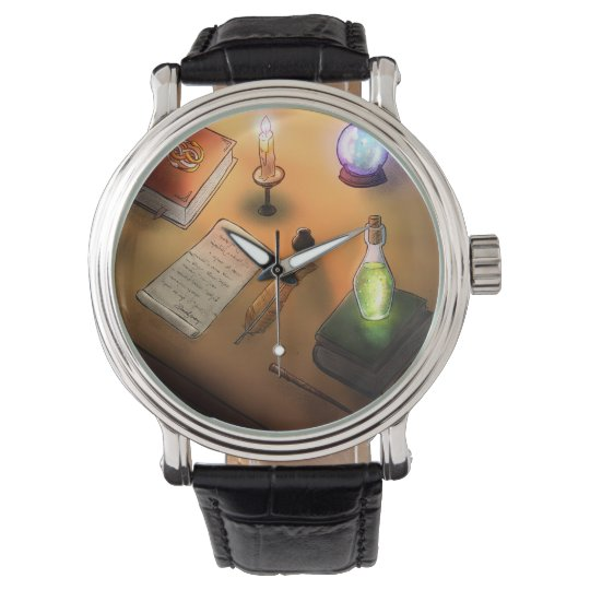 Relógio De Pulso Witchcraft