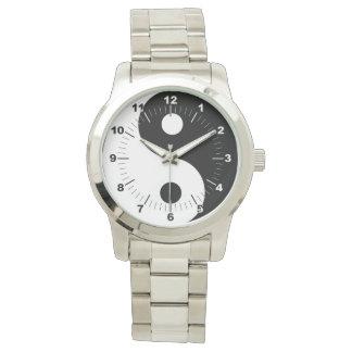 Relógio De Pulso Yin Yang