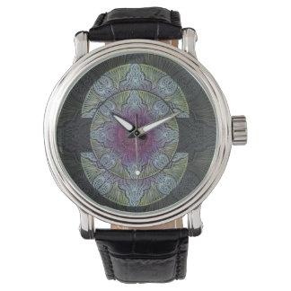 Relógio De Pulso Zen que desperta, reiki, curando, chakra