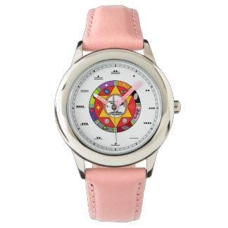 Relógio de senhoras numerado Maya