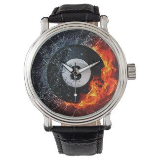 Relógio de Sizzlin oito