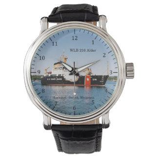 Relógio do amieiro de WLB 216