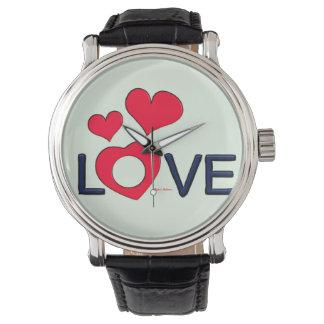 Relógio do amor