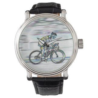 Relógio do ciclista