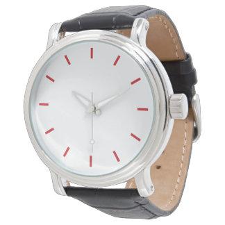 Relógio do design de Minimalistic com seletores