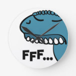 Relógio do Dinofauro FFF