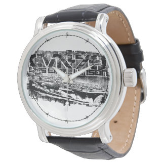 Relógio do eWatch de Carl Vinson do porta-aviões