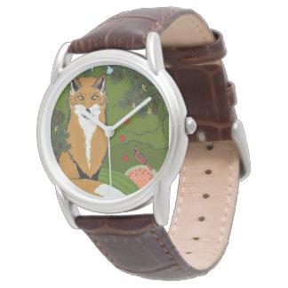 Relógio do Fox