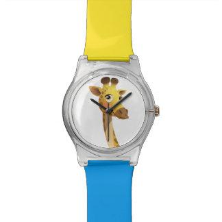 Relógio do girafa