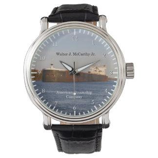 Relógio do Jr. de Walter J. McCarthy