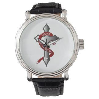 Relógio do logotipo