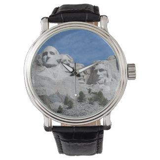 Relógio do Monte Rushmore