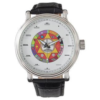 Relógio do número do Maya