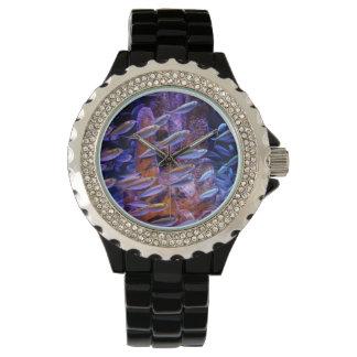 Relógio do redemoinho dos peixes