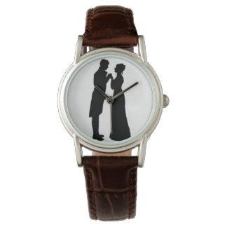 Relógio do Sr. e da Sra. Darcy