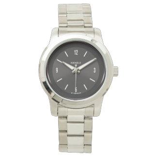 Relógio do tempo do clássico de Triumph 2500