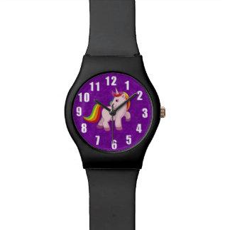 Relógio do unicórnio