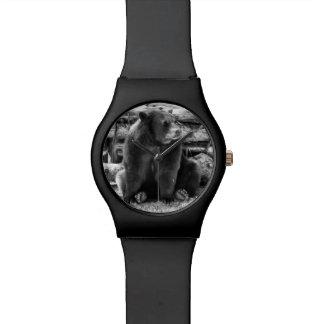 Relógio do urso