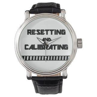 Relógio do zangão - restaurando e calibrando