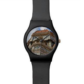 Relógio Domo, em Florença, Toscânia, Italia