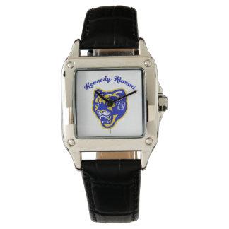 Relógio dos alunos dos pumas de Kennedy