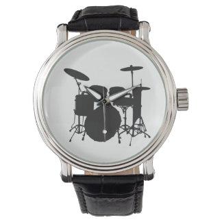 Relógio dos bateristas