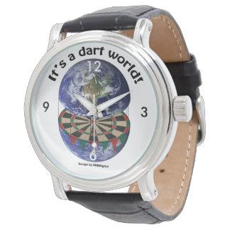 Relógio dos dardos